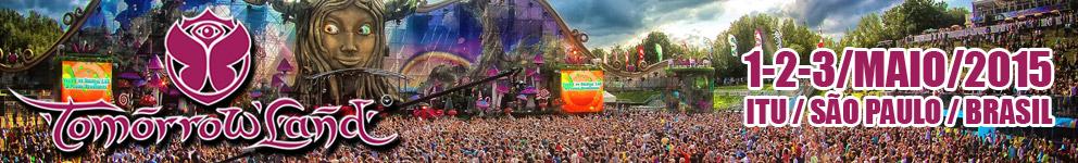 Tomorrowland no Brasil